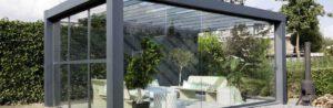 terrasoverkapping van Verasol